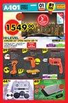 A101 1 Aralık 2016 Aktüel Ürünler Katalogu