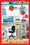 A101 1 Eylül 2016 Aktüel Ürünler Katalogu