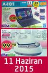 A101 11 Haziran 2015 Aktüel Ürünler Katalogu