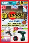 A101 15 Aralık 2016 Aktüel Ürünler Katalogu