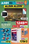 A101 16 Şubat 2017 Aktüel Ürünler Katalogu