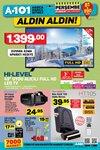 A101 21 Aralık 2017 Aktüel Ürünler Katalogu