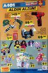 A101 25 Ocak 2018 Aktüel Ürünler Katalogu