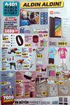 A101 26 Temmuz 2018 Aktüel Ürünler Katalogu