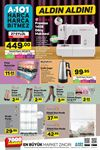 A101 27 Eylül 2018 Aktüel Ürünler Kataloğu