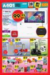 A101 28 Temmuz 2016 Aktüel Ürünler Katalogu