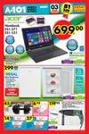 A101 3 Kasım 2016 Aktüel Ürünler Katalogu