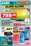 A101 4 Mayıs 2017 Aktüel Ürünler Katalogu