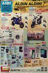 A101 6 Şubat 2020 Aktüel Ürünler Kataloğu
