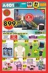 A101 8 Eylül 2016 Aktüel Ürünler Katalogu