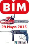 BİM 29 Mayıs 2015 Aktüel Ürünler Katalogu