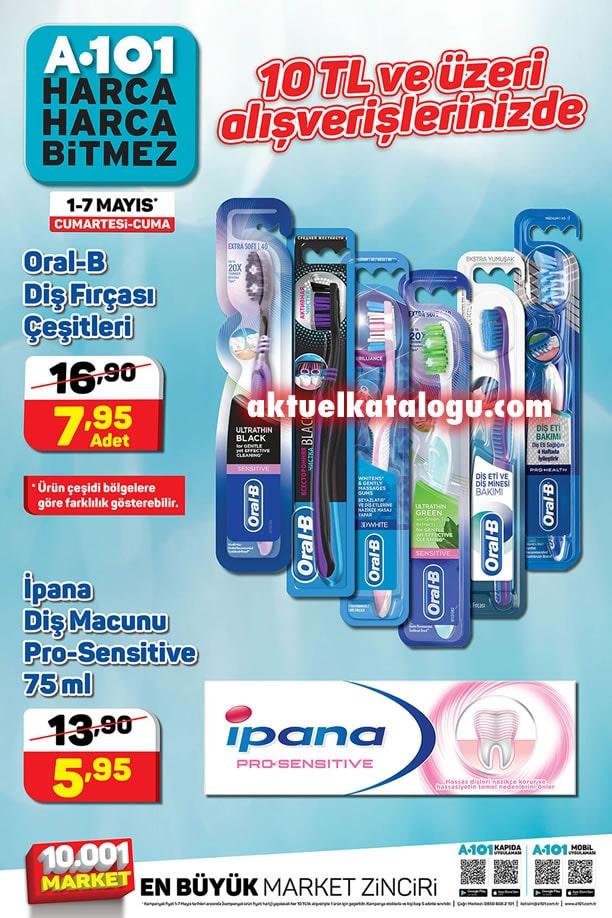 A101 1 - 7 Mayıs 2021 İndirimli Ürünler Broşürü