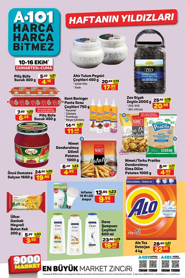 A101 10 Ekim 2020 Aktüel Ürünler Kataloğu