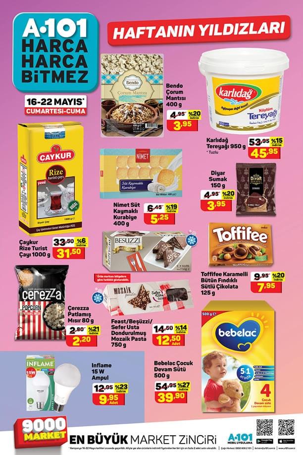 A101 16 Mayıs 2020 Aktüel Ürünler Kataloğu