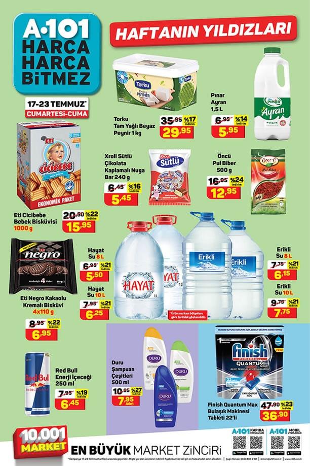 A101 17 Temmuz 2021 Aktüel Ürünler Kataloğu
