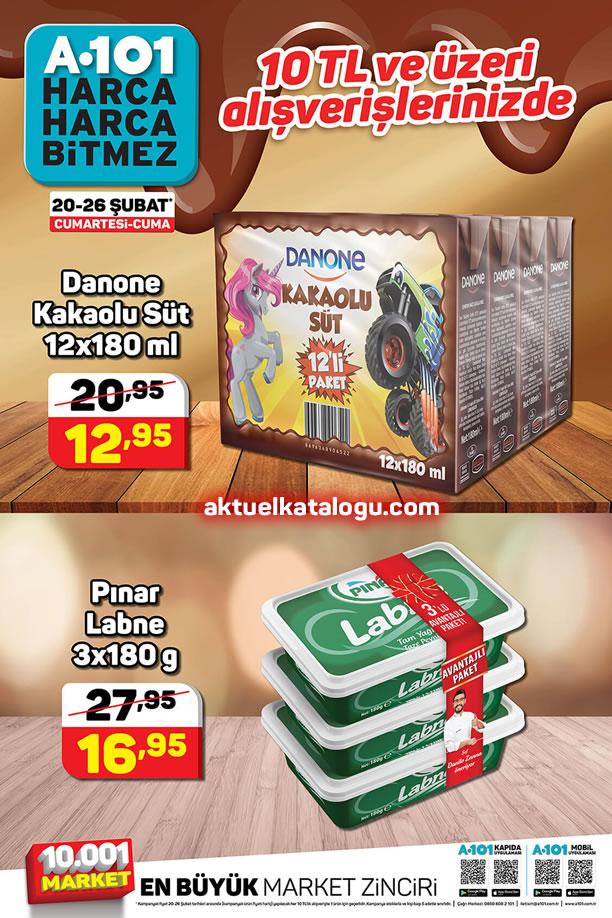 A101 20 - 26 Şubat 2021 İndirimli Ürünler Broşürü