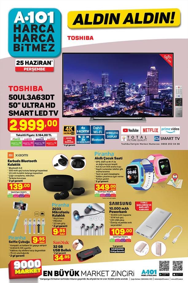 A101 25 Haziran 2020 Kataloğu - Samsung Powerbank