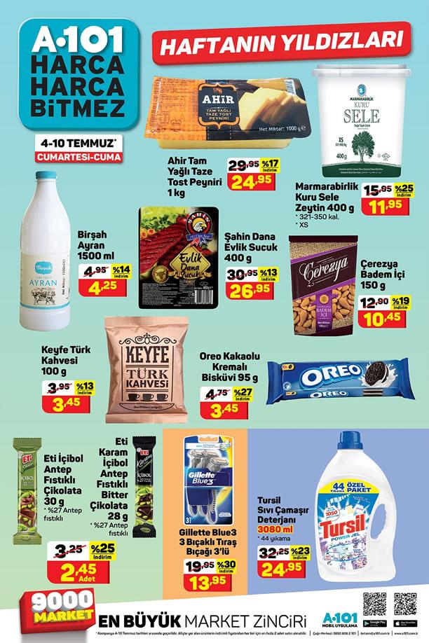 A101 4 Temmuz 2020 Aktüel Ürünler Kataloğu
