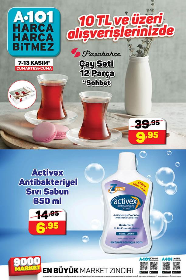 A101 7 - 13 Kasım 2020 İndirimli Ürünler Kataloğu