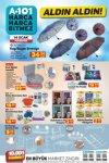 14 Ocak A101 Market 2021 Kataloğu