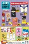 22 Eylül A101 Market Haftanın Yıldızları Kampanyası