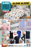 25 Haziran A101 Kataloğu - Tekstil Ürünleri