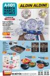 3 Aralık A101 Kataloğu - Keramika Seramik Kahvaltı Seti