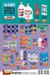31 Ekim 2020 A101 Kataloğu - Persil Sıvı Deterjan Çeşitleri