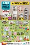 4 Ekim 2018 A101 Aldın Aldın Kataloğu - Mutfak Ürünleri