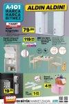 A101 07.03.2019 Kampanya Kataloğu - Aynalı Banyo Dolabı