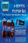 A101 1 Eylül - 30 Eylül 2018 Pepsi Kampanyası