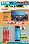 A101 1 Şubat 2018 Aktüel Katalogu - Toshiba Led Televizyon