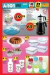A101 10.12.2015 Perşembe Katalogu - Sinbo Elektrikli Çay Seti
