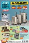 A101 10 - 16 Haziran 2021 Aktüel Kataloğu - ABS Valiz Çeşitleri