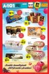 A101 10-23 Ağustos 2015 Aktüel Ürünler Katalogu - Dondurma Fiyatları