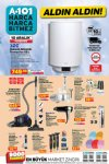 A101 10 Aralık 2020 Kataloğu - SEG Mekanik Silindirik Termosifon