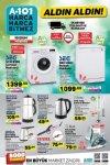 A101 10 Ekim 2019 Aldın Aldın Fırsatları - SEG Bulaşık Makinesi