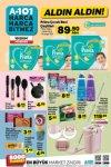 A101 10 Ekim 2019 İndirimli Ürünler Kataloğu - Prima Çocuk Bezi