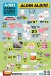 A101 11.04.2019 Aktüel Ürün Kataloğu - Mutfak Ürünleri