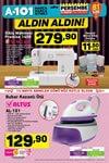 A101 11 Mayıs 2017 Katalogu - Anneler Günü Kampanyası