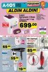 A101 11 Mayıs 2017 Katalogu - Rowenta Lazer Epilasyon