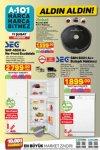 A101 11 Şubat 2021 Aktüel Kataloğu - Roomba 606 Robot Süpürge