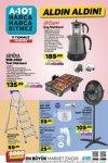 A101 11 Temmuz - 17 Temmuz 2019 Kataloğu - Arzum Çay Makinesi