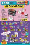 A101 12.04.2018 Aktüel Ürün Kataloğu - Sinbo Elektrikli Ayaklı Izgara