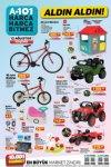 A101 12 Ağustos 2021 Aldın Aldın - Pexma 26 Jant 21 Vites Bisiklet