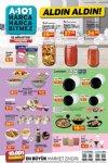 A101 12 Ağustos 2021 Mutfak Ürünleri Kataloğu