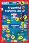 A101 12 Kasım 2016 Cumartesi Fırsatları Katalogu - Danone