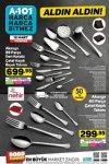 A101 12 Mart 2020 Kataloğu - Akasya 89 Parça Deri Kutulu Çatal Bıçak Kaşık Takımı