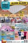 A101 12 Temmuz 2018 Aktüel Katalogu - Ev Tekstili Ürünleri