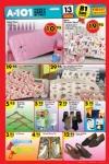 A101 13 Ağustos 2015 Aktüel Ürünler Katalogu - Nevresim Takımı
